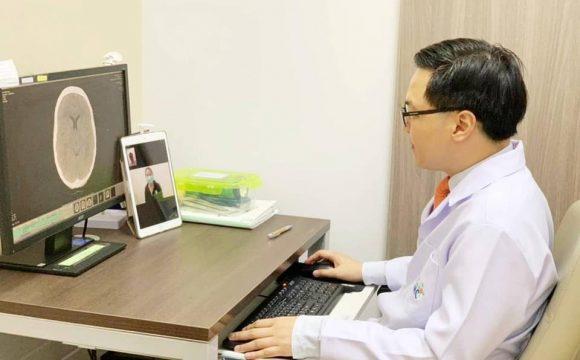 อยู่ที่ไหนก็หาหมอได้ เพียงแอดไลน์ 'SMC หาหมอ.. Online'